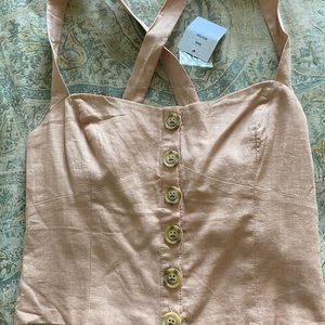 Brand new urban outfitters dressy tank top